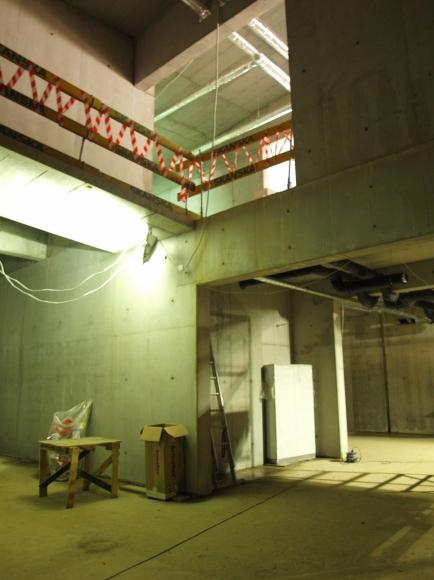 Fotografia z budowy CDP (fot. Aneta Popławska-Suś)