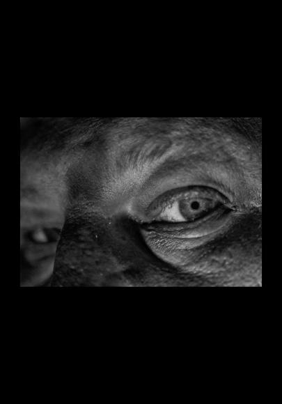 Jerzy Undro, Głowa, 1968 i 2015, fotografie czarno-białe