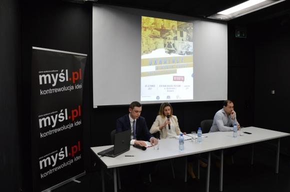 Debata: Ukraińcy a rynek pracy - Polska i region