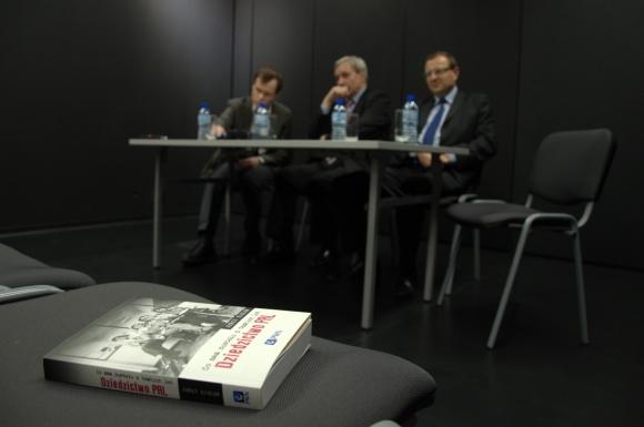 """Promocja książki Jerzego Eislera """"Co nam zostało z tamtych lat"""""""