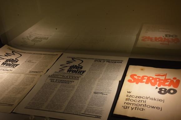 "Wystawa: Moja ""Solidarność"""