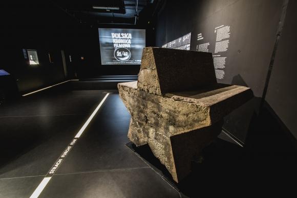 Wystawa stała Centrum Dialogu Przełomy – oddziału Muzeum Narodowego w Szczecinie (fot. Michał Wojtarowicz)