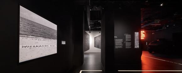 Wystawa stała Centrum Dialogu Przełomy – oddziału Muzeum Narodowego w Szczecinie (fot. Jakub Certowicz)